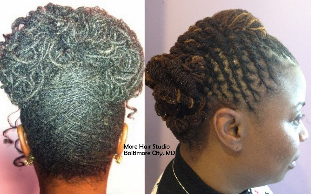 Magnificent 1000 Images About Sisterlocks On Pinterest Short Hairstyles Gunalazisus