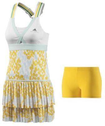 Caroline Wozniacki's Australian Open 2014 dress