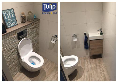 Interieur van moderne toilet in europese stijl stockfoto s