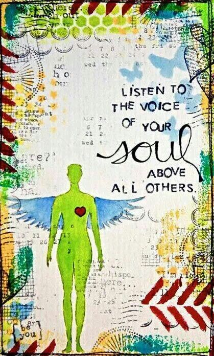 Live each day in alignment with your soul - the rest will take care of itself.