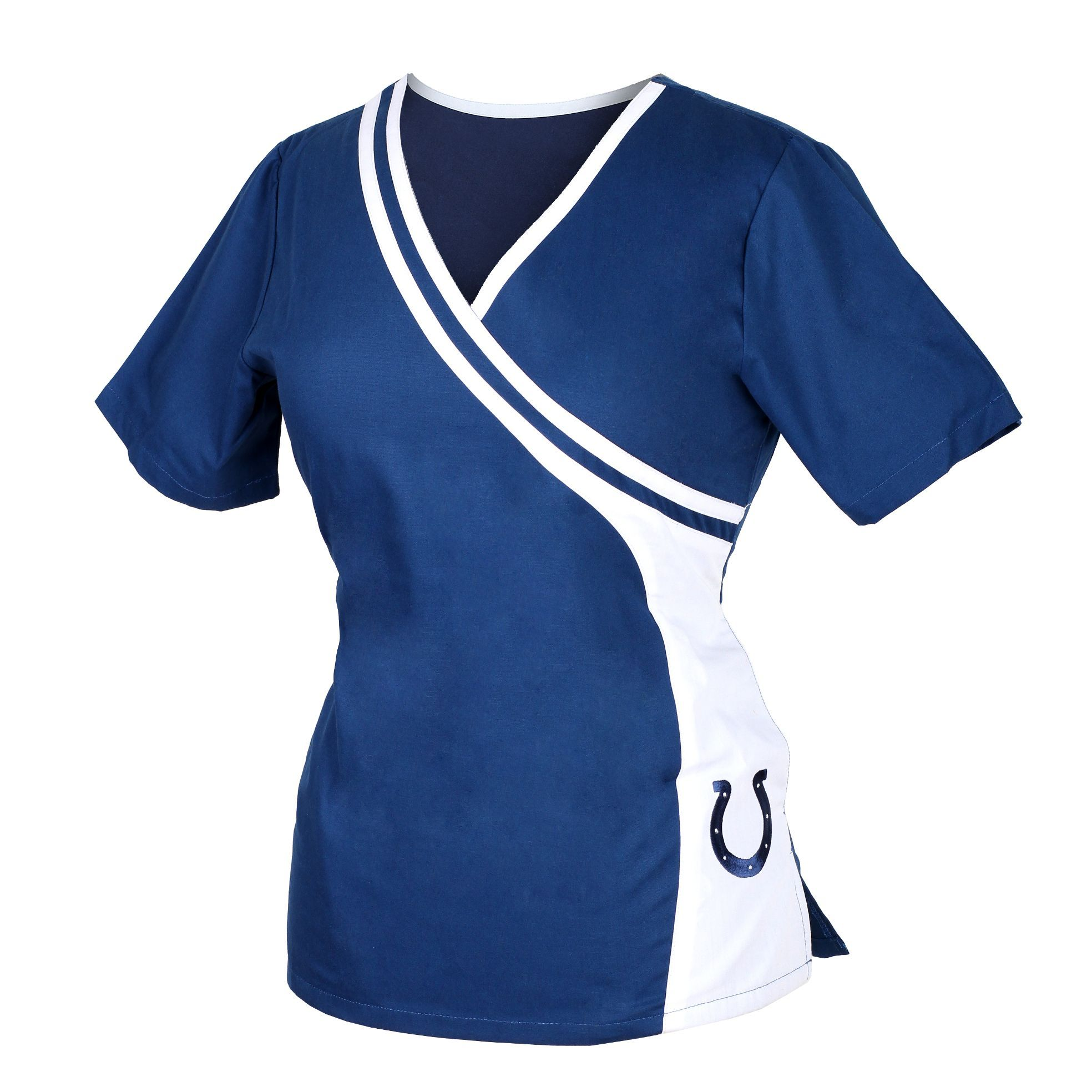 Shop our high quality Indianapolis Colts NFL embroidered scrubs today!