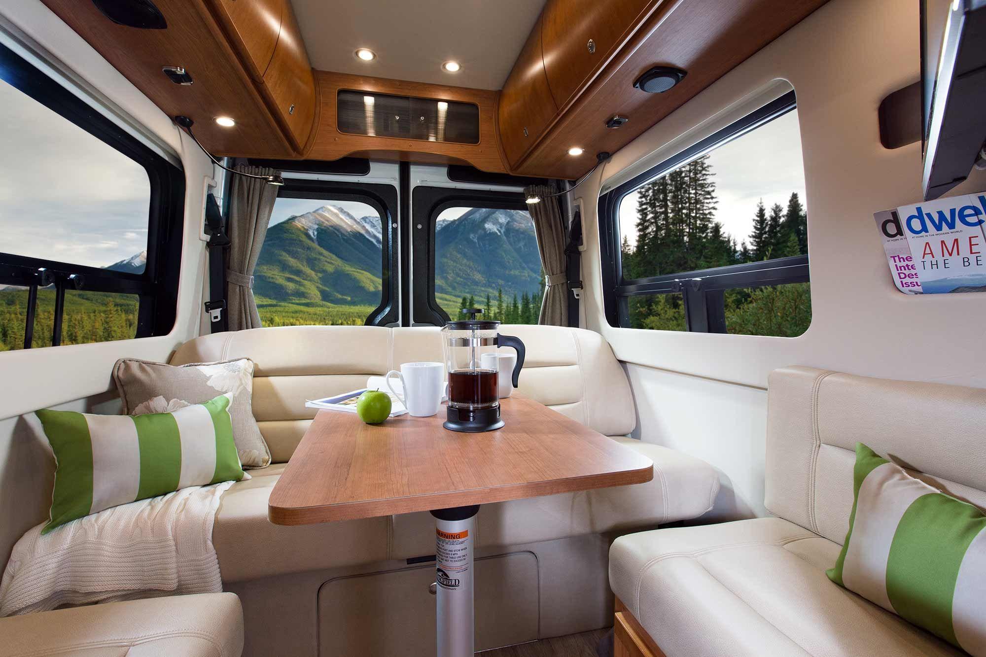 Leisure Travel Vans Free Spirit Photo Gallery