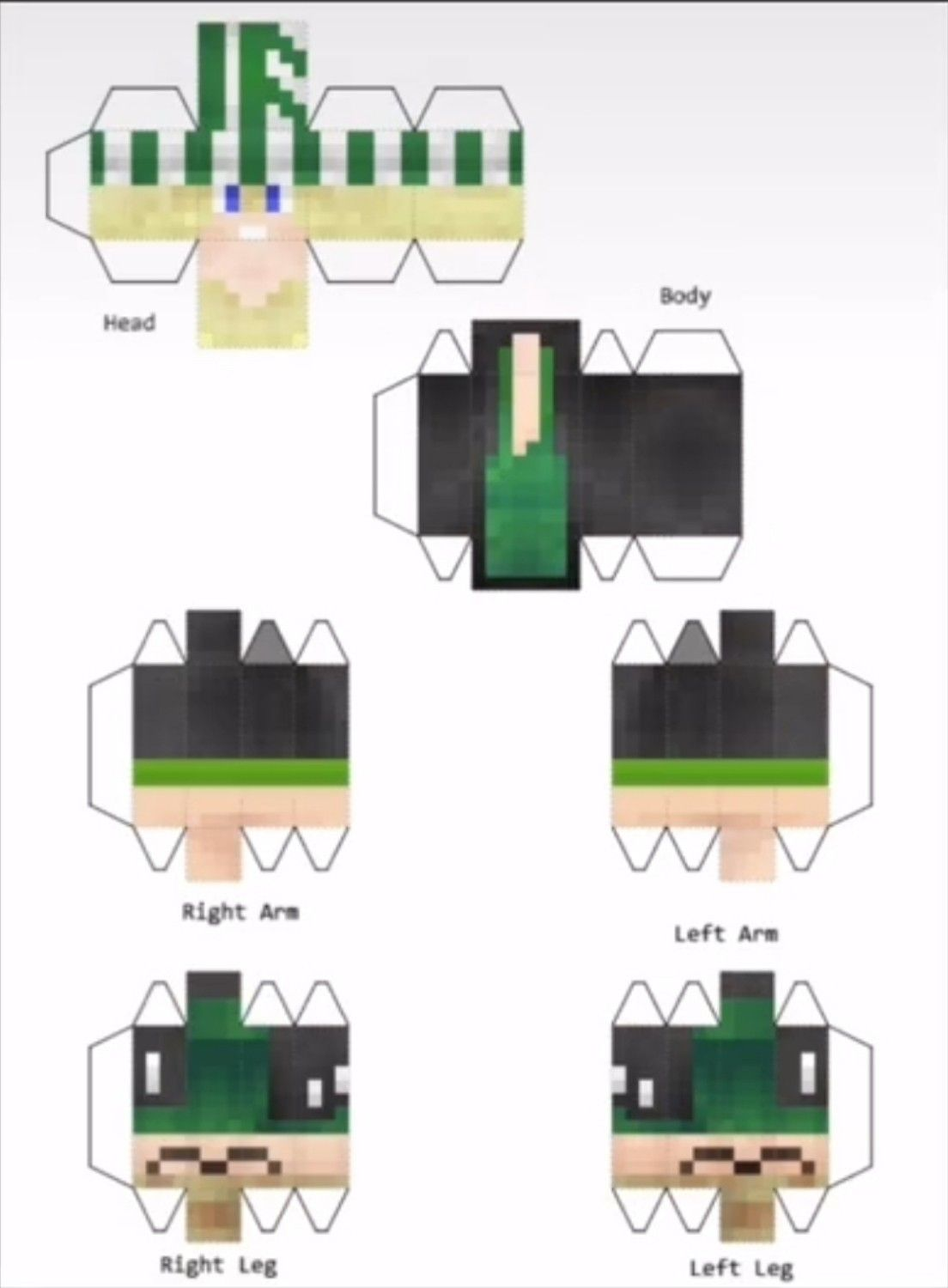 Pin by Julie Thomson on Minecraft printables  Papercraft