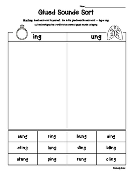 Free Phonics Worksheets For Second Graders