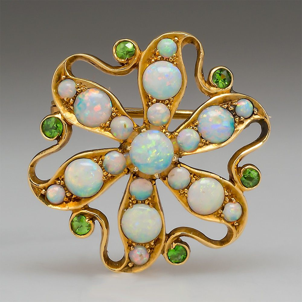 brooch epoque en csm lempertz auction belle catalogues lot a platinum and auktionshaus projects opal