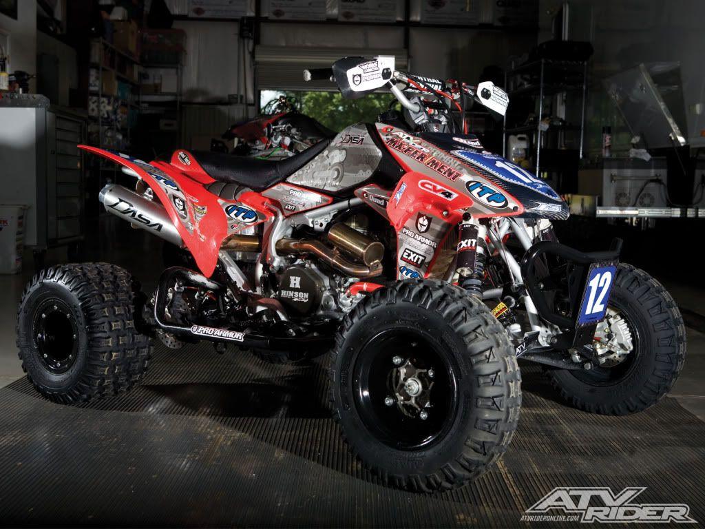 HONDA 450 ATV | Aiden | Pinterest | Atv, Honda and Dirt biking