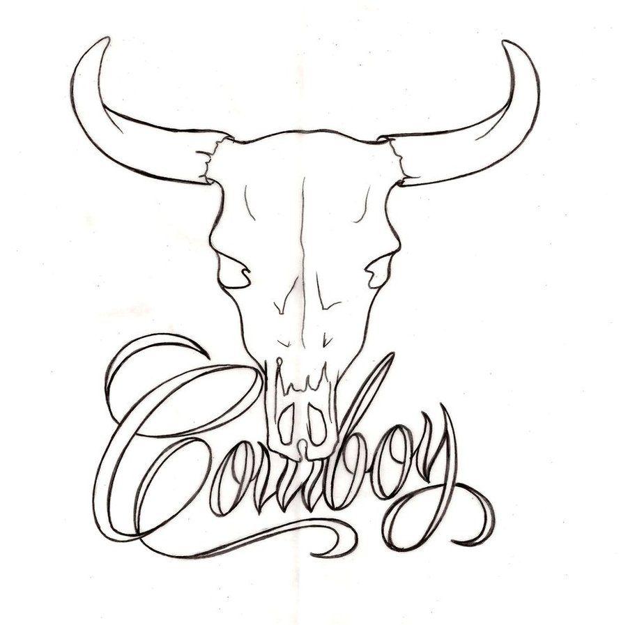 longhorn decoupage - Sök på Google