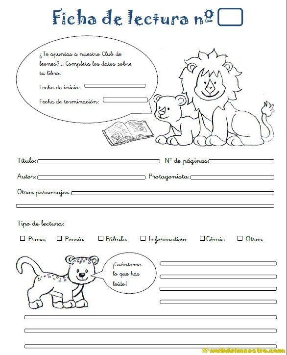 Lectura Comprensiva Archives Página 3 De 3 Web Del Maestro Lectura Comprensiva Lecturas Comprensivas Para Primaria Reporte De Lectura
