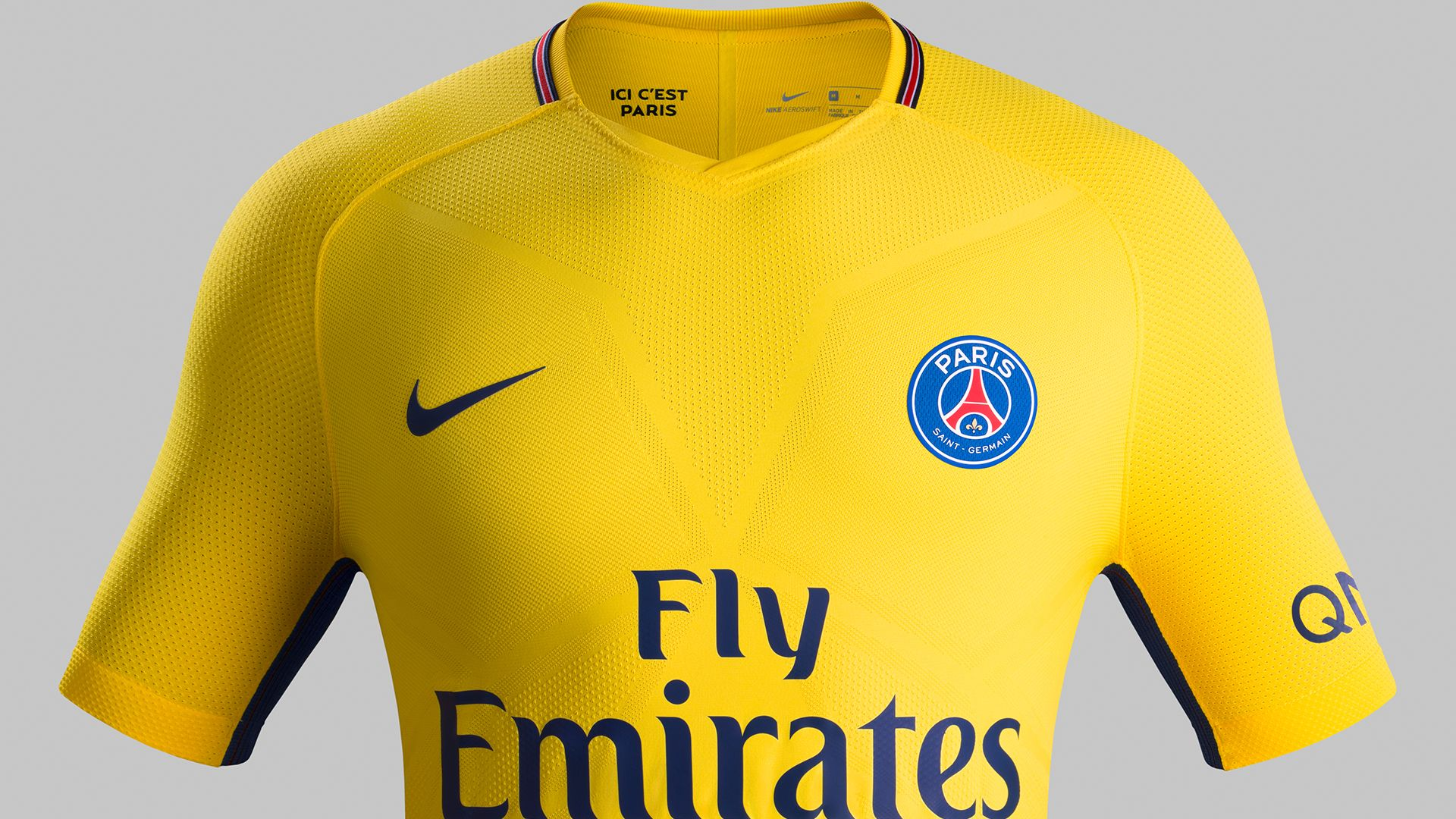 Nike Paris Saint-Germain Away Jersey 17/18