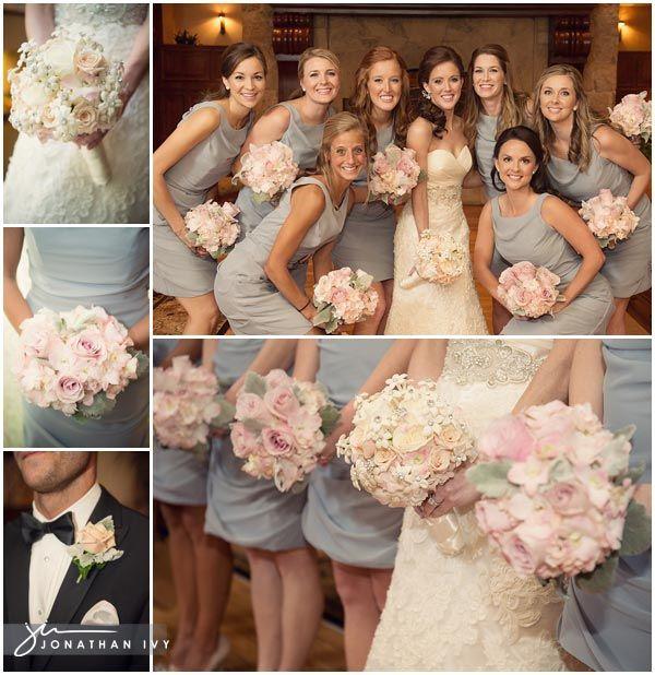 Bestofflorals passionatelypinkflowerarrangementsjonathan bestofflorals passionatelypinkflowerarrangements pastel wedding colour themepastel colour bridesmaid dressesgrey mightylinksfo