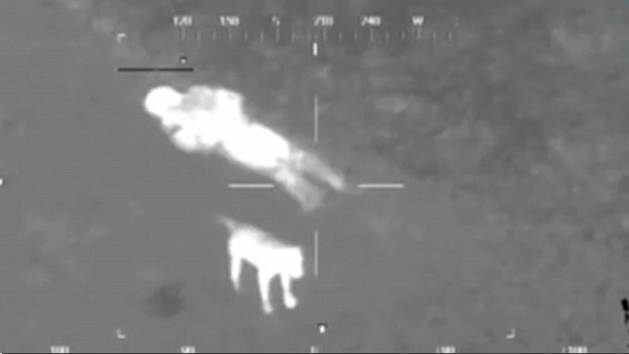 An elderly man was found and rescued thanks to a thermal imaging camera that spotted the man's dog's warm body laying on the mud. Read more