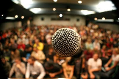 "Welcome to ""The Next Level with Chukwuemeka"": How to Improve Your Public Speaking for Greater Im..."