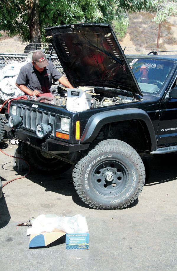 1998 Jeep Cherokee Tune Up Reviving A Dead Indian With Images