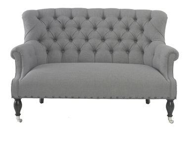 60 X X Vanguard Logan Settee, And Other Living Room Settees At Whitley  Furniture Galleries In Raleigh, North Carolina.