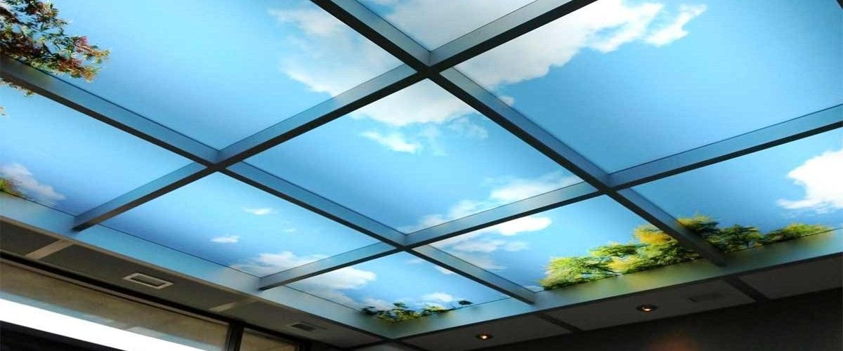 Fluorescent ceiling light covers sky ceiling ceiling pinterest ceiling fluorescent ceiling light covers aloadofball Choice Image