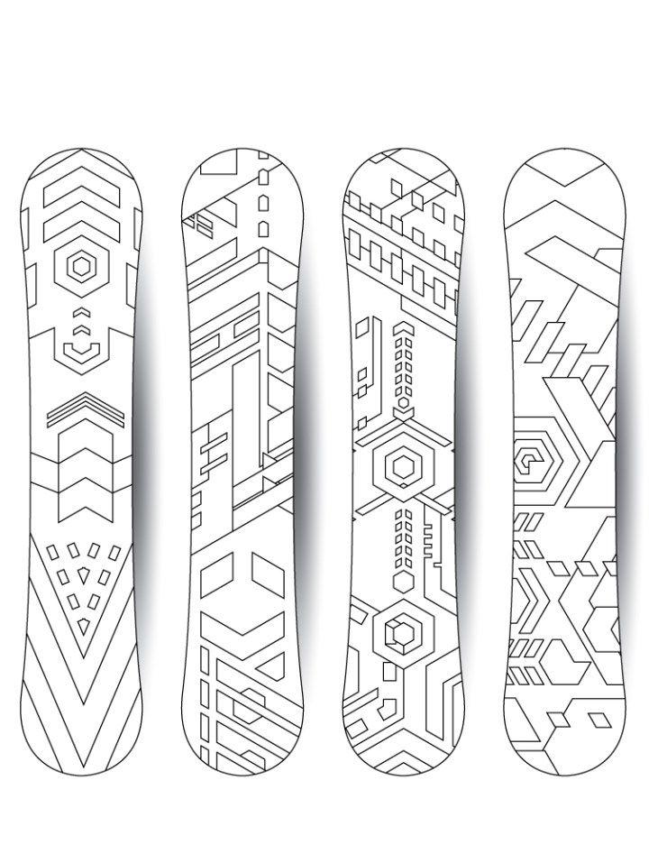 Snowboarding Basics Sport Hiver Planche 224 Neige Fsl