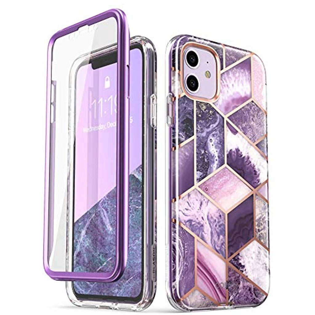 I-CHOOSE LIMITED Camouflage Personalised Phone Case for Apple iPhone 11 Custom Cover Personal Your Name Bumper 6.1 Screen
