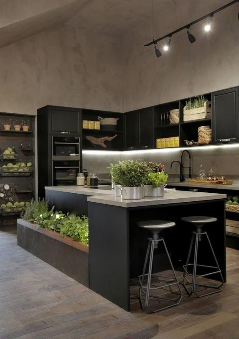 Beautiful Kitchen Color Combination Ideas   Scandinavian ...