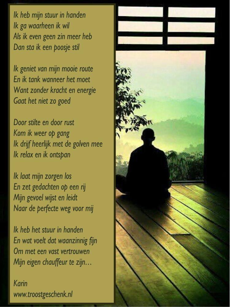 www troostgeschenk nl Ik heb mijn eigen stuur in handen genomen en sta stil wanneer ik dat nodig