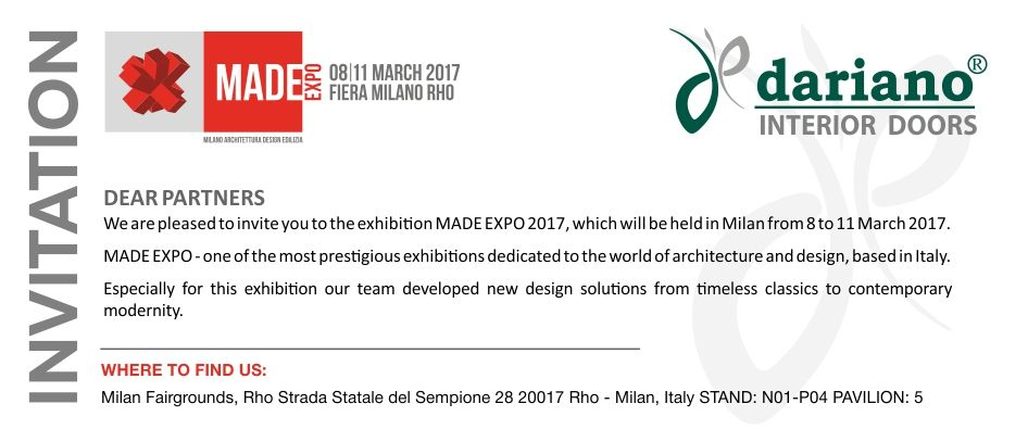 10 Format Of We Are Pleased To Invite You Our Exhibition