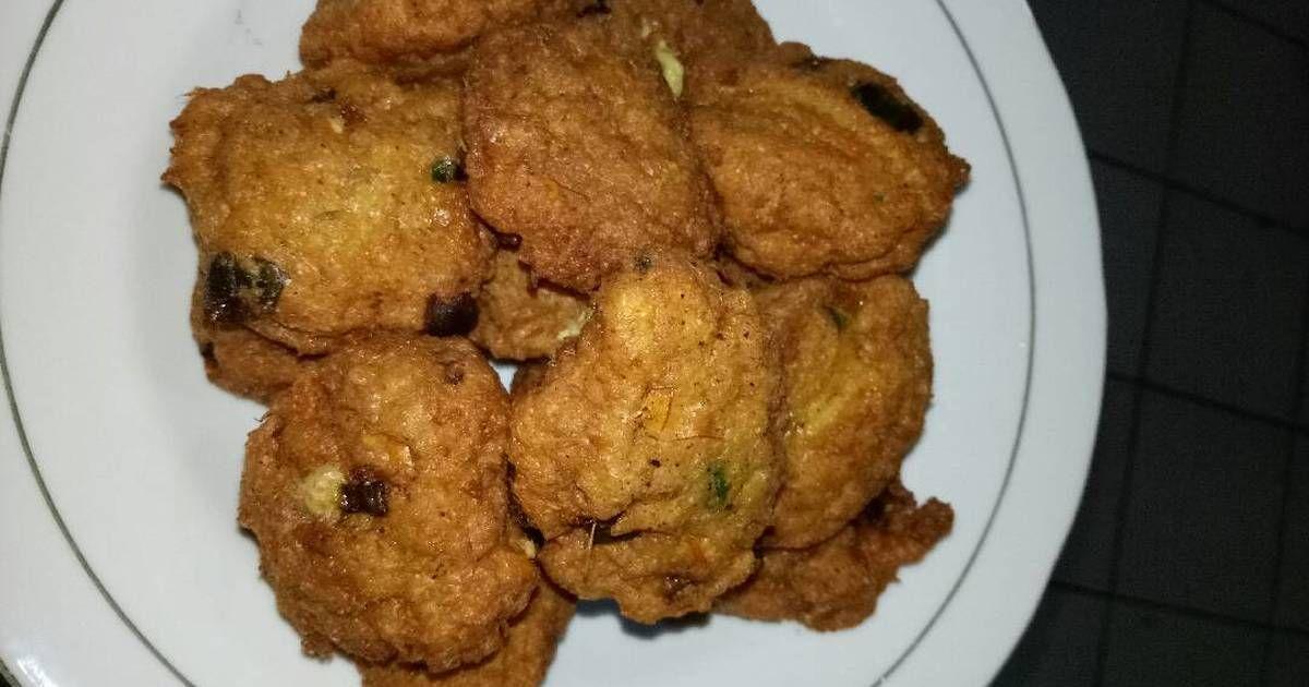 Resep Perkedel Kelapa Udang Calon Oleh Ayu Wulandari Recipe Food Seafood Chicken
