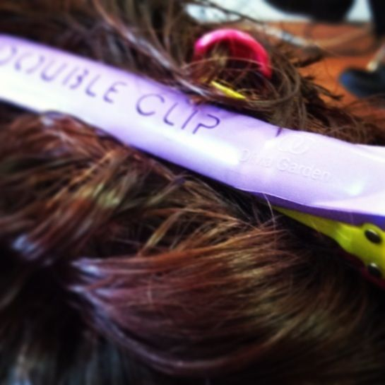 #loveoliviagarden#oliviagarden#doubleclip These doubleclip has made my blow drying much easier and faster!