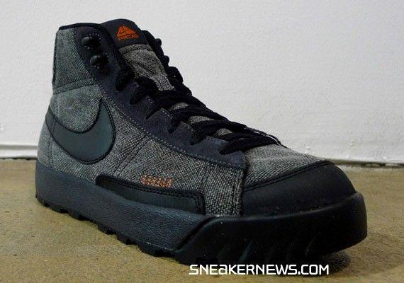 Nike ACG Air Blazer Mid - SneakerNews