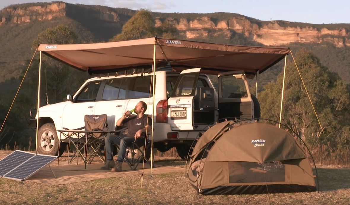 Budget Camping Setup; Cracking Swags for less than you