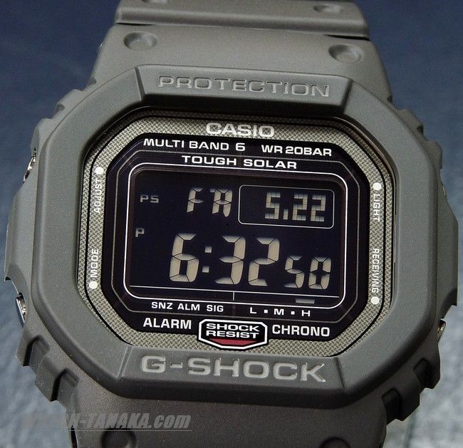 G-SHOCK multi-band 6 GW-5000B-1JR G Shock b2dbd13b4b
