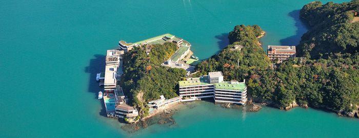 和歌山 島の温泉宿 南紀勝浦温泉 ホテル中の島 公式サイト 温泉 別邸 旅行