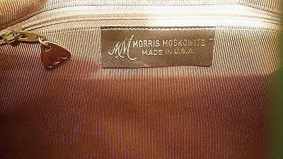 Vintage MINT Morris Moskowitz Tapestry Clutch Purse