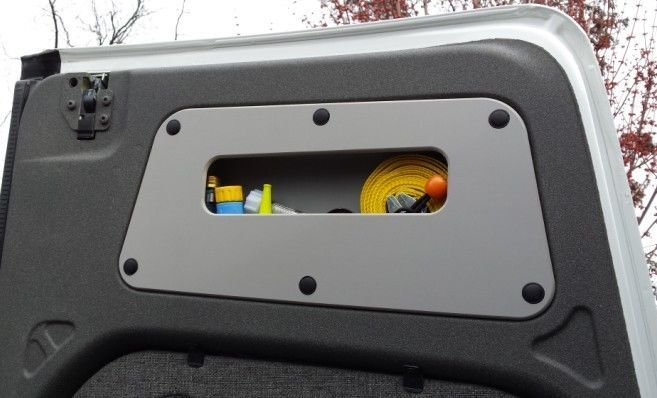 Sprinter Ncv3 And Vs30 High Roof Upper Rear Door Panels Sprinter Sprinter Van Panel Doors