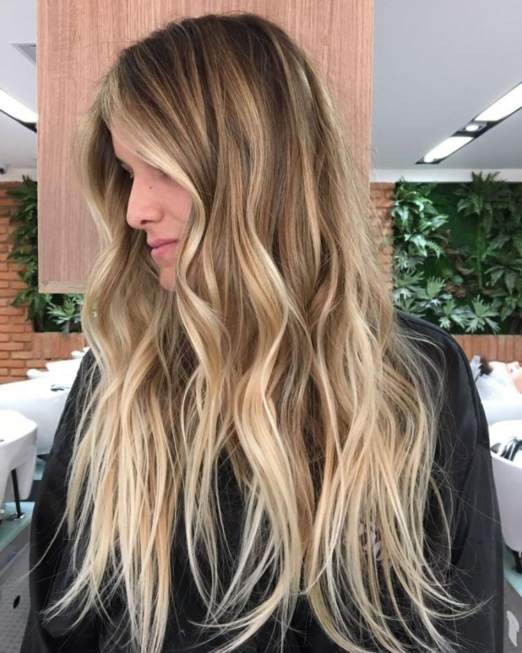 72 Brunette Hair Color Ideas In 2019 Ecemella Beach Blonde Hair Blonde Hair Looks Hair Styles