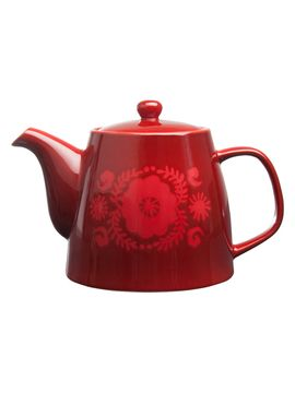 Holiday Bloom Teapot from Seasonal Entertaining on Gilt