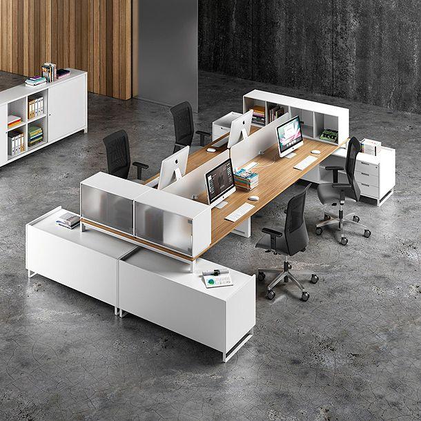 Colecci n mobiliario oficina adapta jg group 7 for Muebles de oficina 77