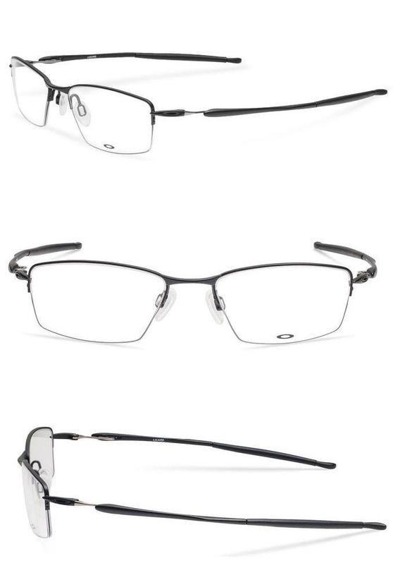 0f26df8807  240 - Oakley Lizard OX5113-0154 Eyeglasses Satin Black 54  shoes  eyewear   oakley  prescription  frames  shops  women  departments  men