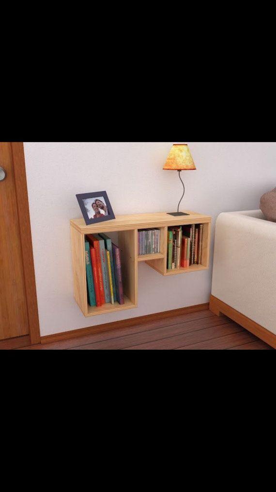 Mesita de noche por Yascabox en Etsy | Diseño muebles | Pinterest ...