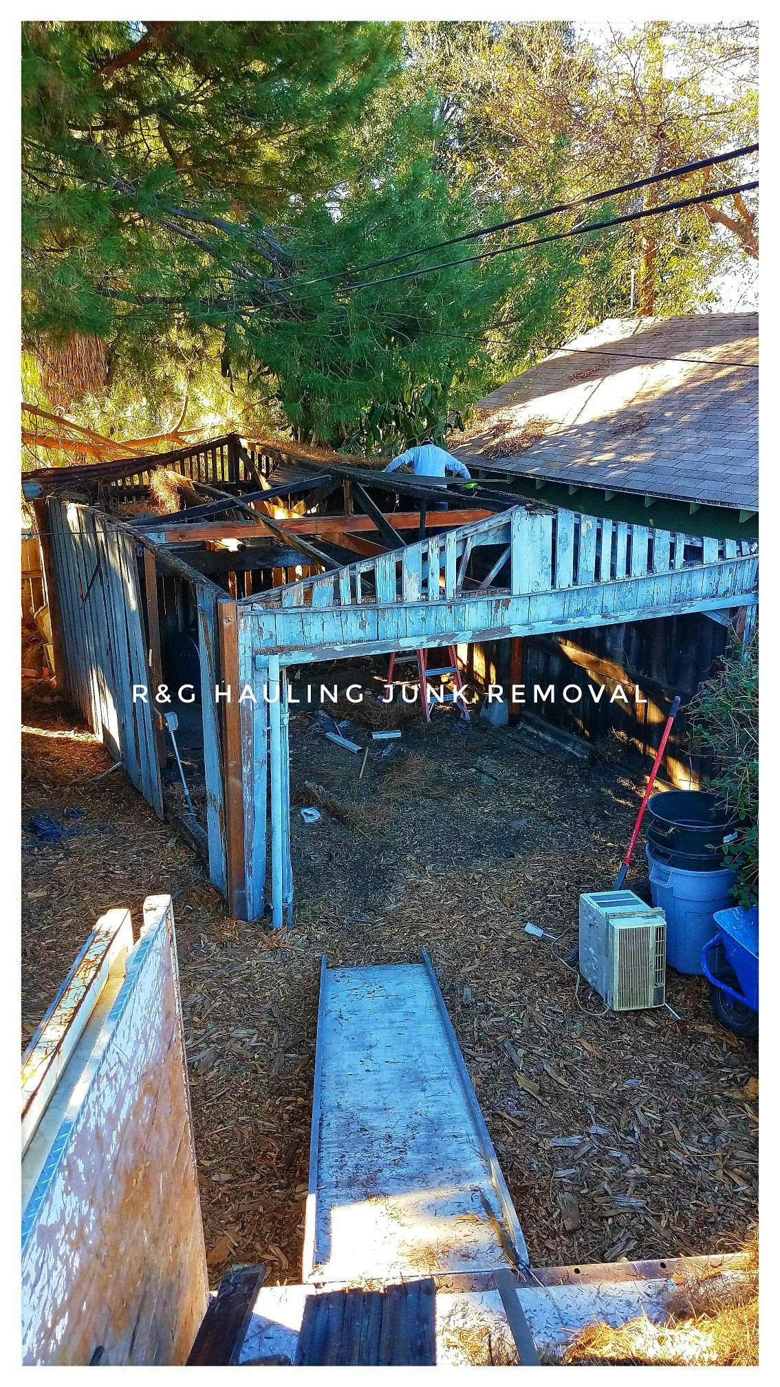 wide hauling img by professional removal inc bay foreclosure junk furniture