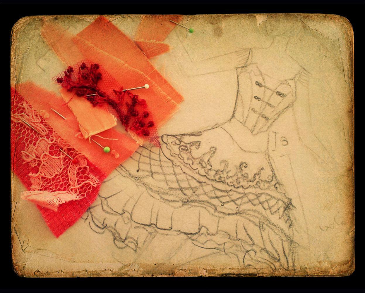 Kitri · Ballet Don Quijote Costume Designer · Diseño de