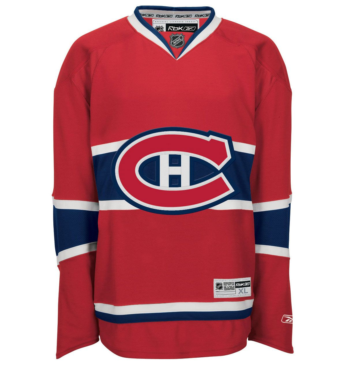 Montreal Canadiens Official Home Reebok Premier Replica Adult NHL Hockey  Jersey CoolHockey