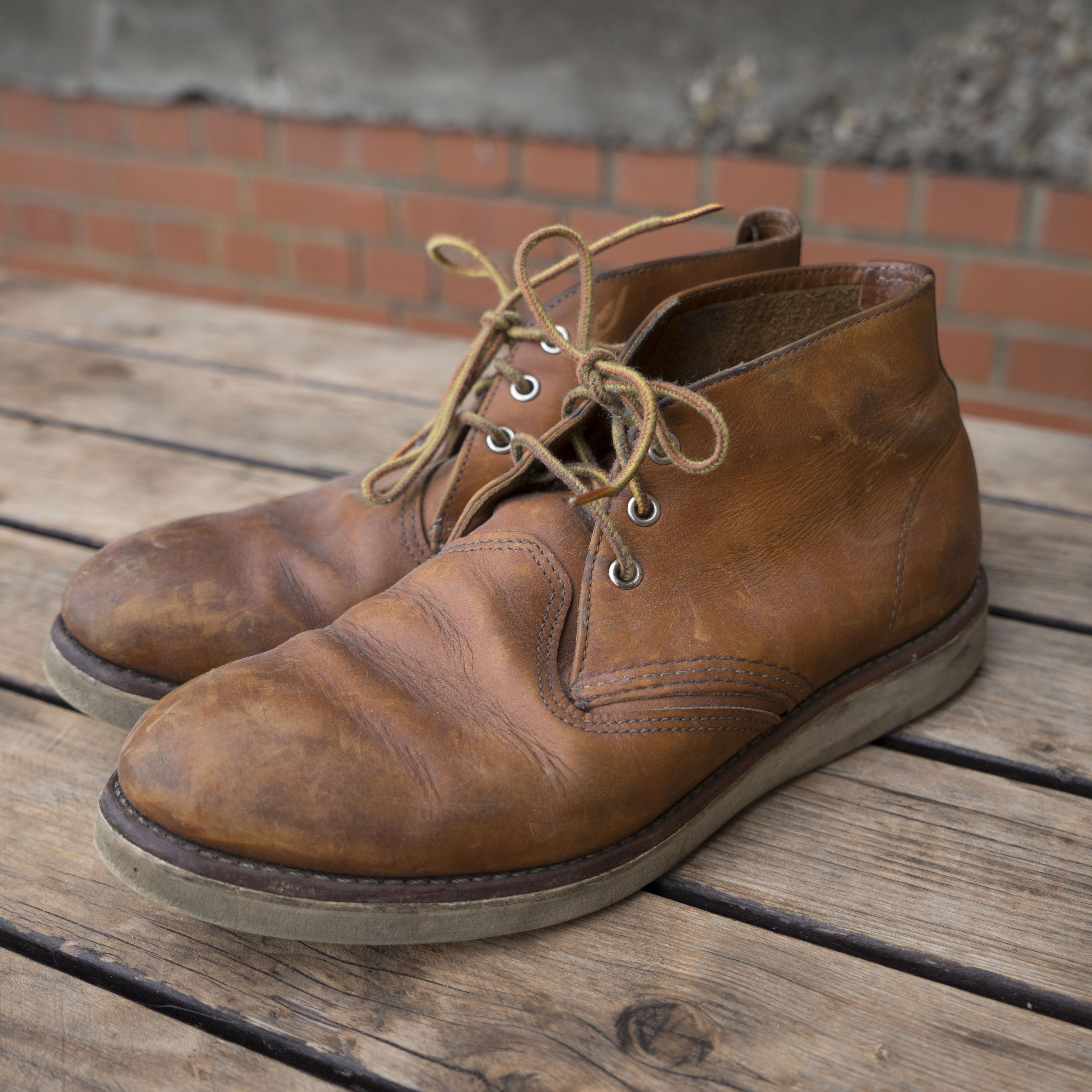 Red Wing Chukka Boots 3140 | Red Wing