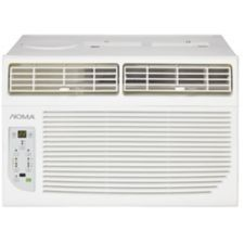 NOMA 6,000 BTU Window Air Conditioner will cool up to 250 sq  ft