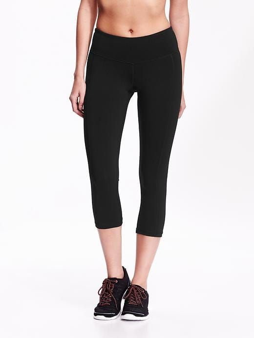 b086142b038df9 Mid-Rise Elevate Compression Crops for Women | Christmas 2017 ...