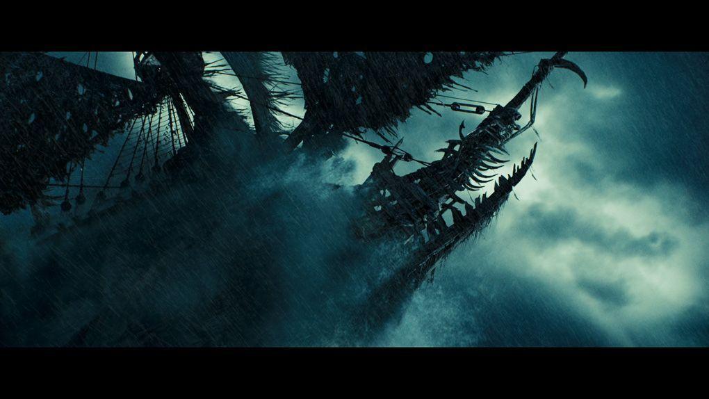 было картинка пираты карибского моря летучий голландец того