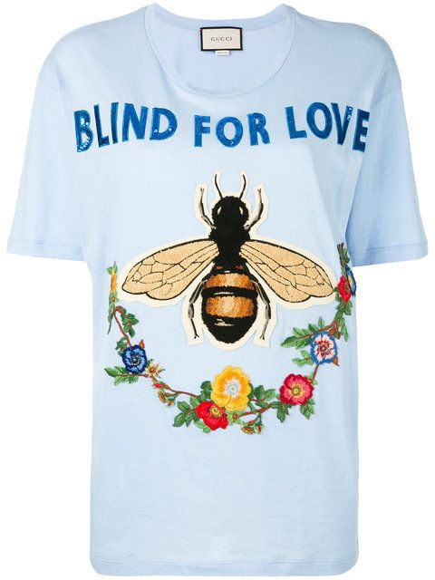 5d427c62974 Gucci Blind For Love T-shirt