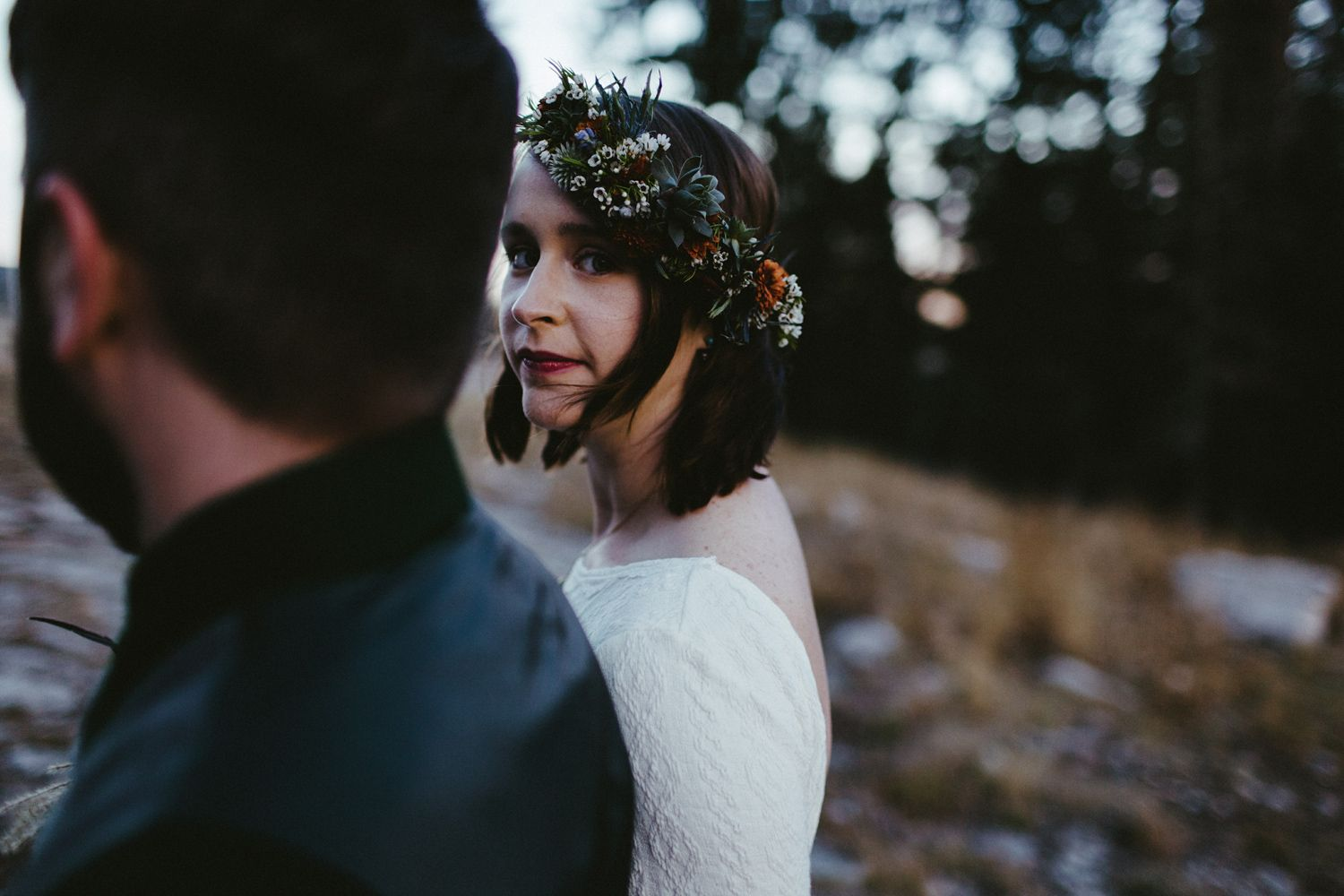 Married - Elopement