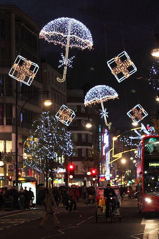 Oxford Street London Outdoor Christmas Christmas Lights London Christmas
