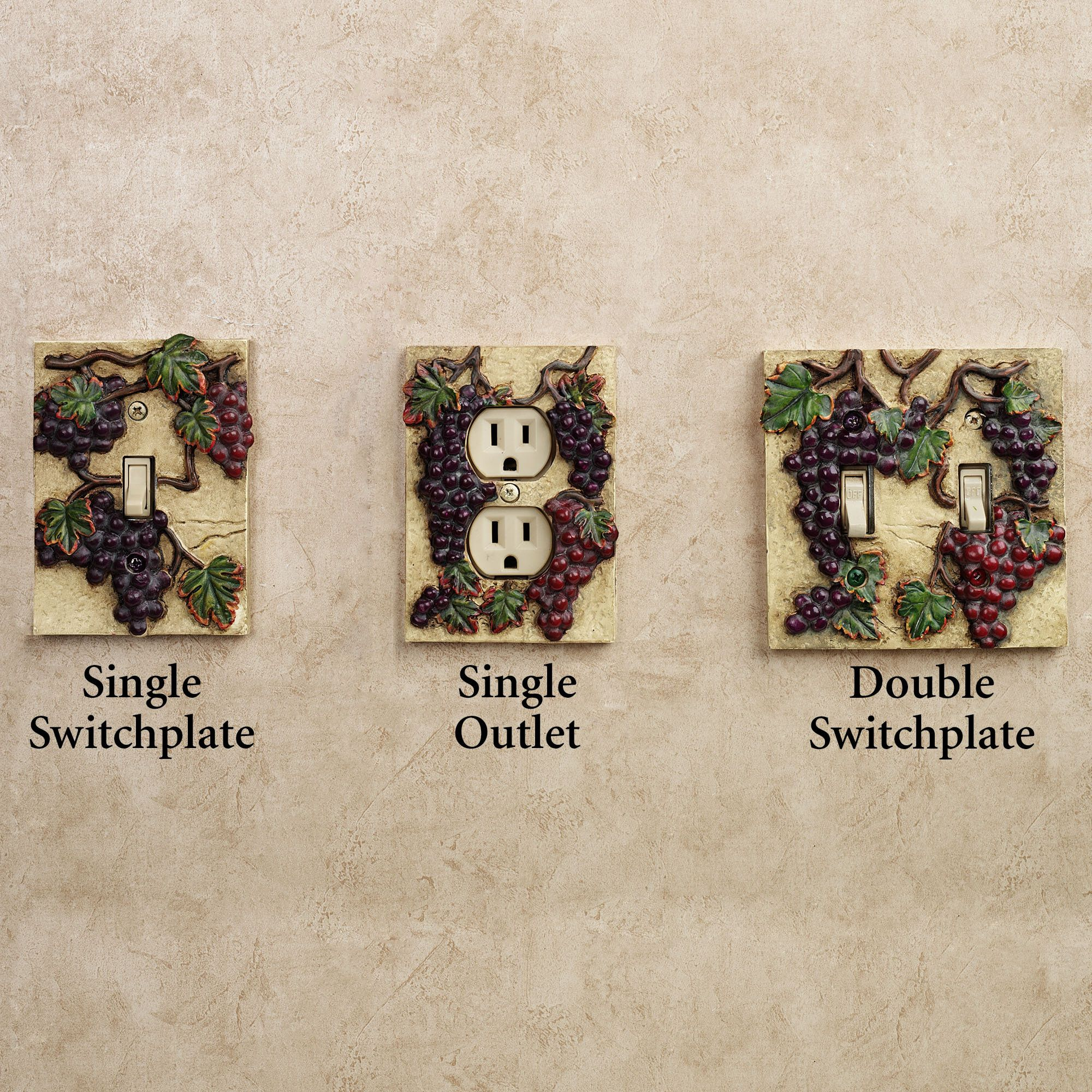 Grape Kitchen Items | GRANDADDY PULL THE CURTAINS GRAPEVINE CURTAINS ...