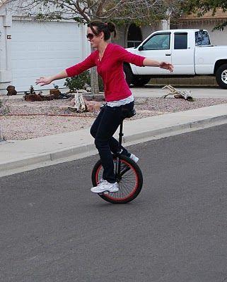 Pin On Unicycle Fun