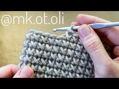 Crochet X Stitch Tutorial - Design Peak